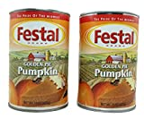 Festal Golden Pie Pure Pumpkin 2 - 15 OZ Cans