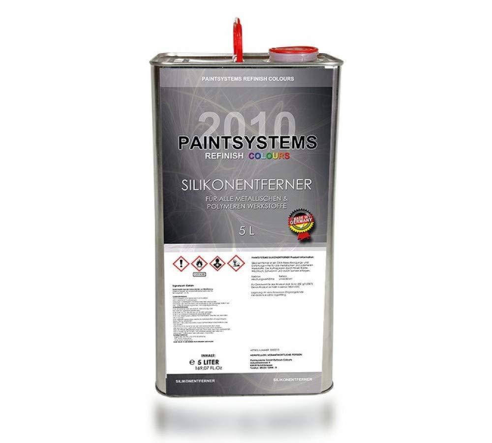 PAINTSYSTEMS REFINISH COLOURS Silikonentferner 5 Liter Paintsystems GmbH