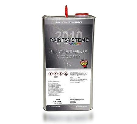 PAINTSYSTEMS REFINISH COLOURS Silikonentferner 5 Liter