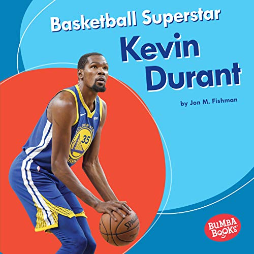 Basketball Superstar Kevin Durant (Bumba Books ® — Sports Superstars) por Jon M. Fishman