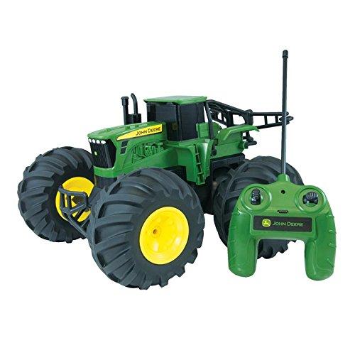 Ertl John Deere Monster Treads Remote Control Tractor