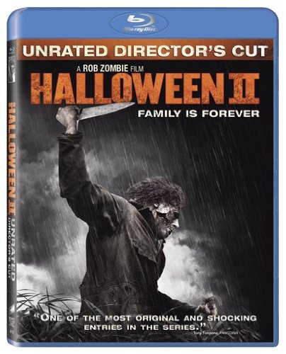 Halloween II (Unrated Director's Cut) [Blu-ray] -