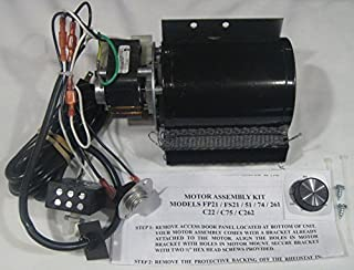product image for Buck Stove Blower Unit Fan Kit MA5126715
