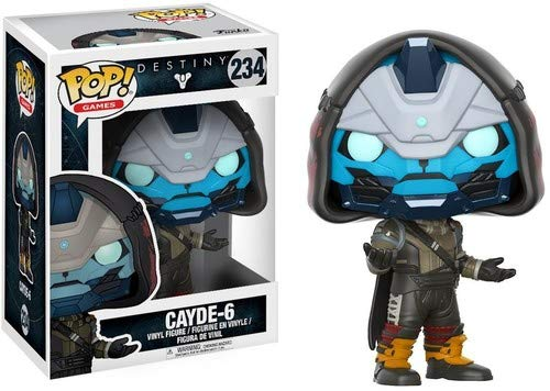 Funko Pop! Games Destiny Cayde-6 Action Figure ()