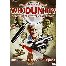 Whodunnit? (Complete Season 2) - 2-DVD Set