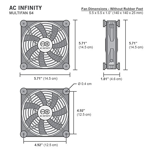 how to add computer fan to receiver