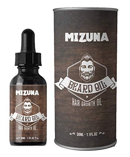 80% Off Loot Deal – MIZUNA Beard Hair Growth Oil, 30ML
