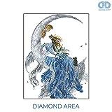 Diamond Dotz Kit Advanced Wind Moon, Assorted