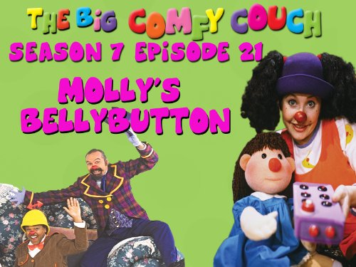 [The Big Comfy Couch - Season 7  Episode 21 - Molly's Bellybutton] (The Big Comfy Couch Costume)