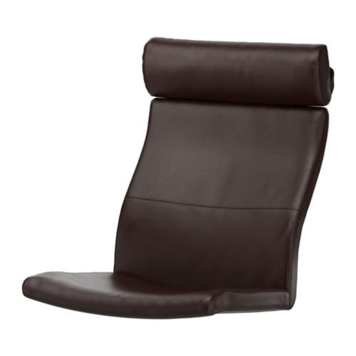 Amazon.com: IKEA Poang Chair Cushion Robust Glose Black ...