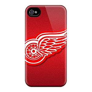 High Grade Luoxunmobile333 Cases For Case Samsung Galaxy S3 I9300 Cover - Detroit Red Wings