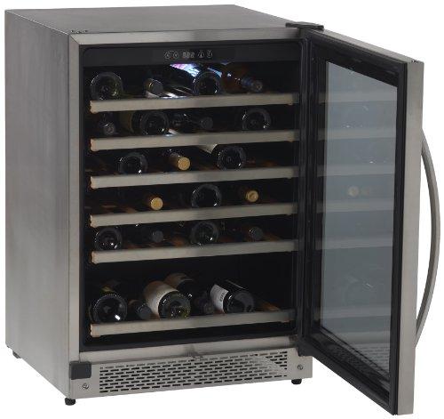 Avanti Full Stainless Steel Wine Chiller - Single Zone
