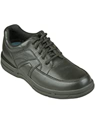 InStride Dakota Mens Comfort Therapeutic Extra Depth Casual Shoe leather lace-up
