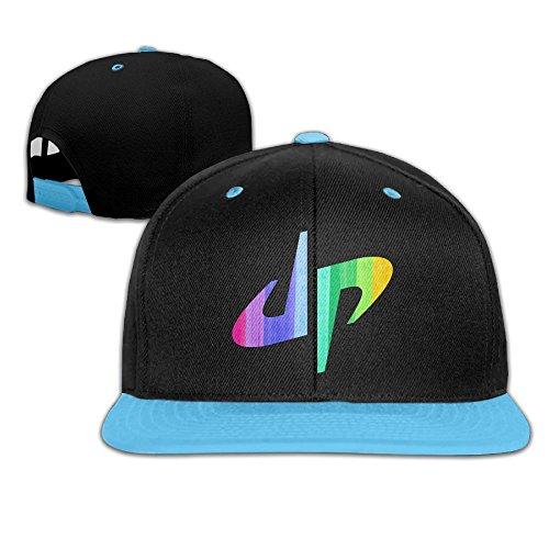 Dude Perfect Fans Custom Classic Hat Dp Logo 9 RoyalBlue