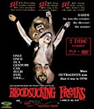 Bloodsucking Freaks (Blu-ray + DVD Combo) cover.