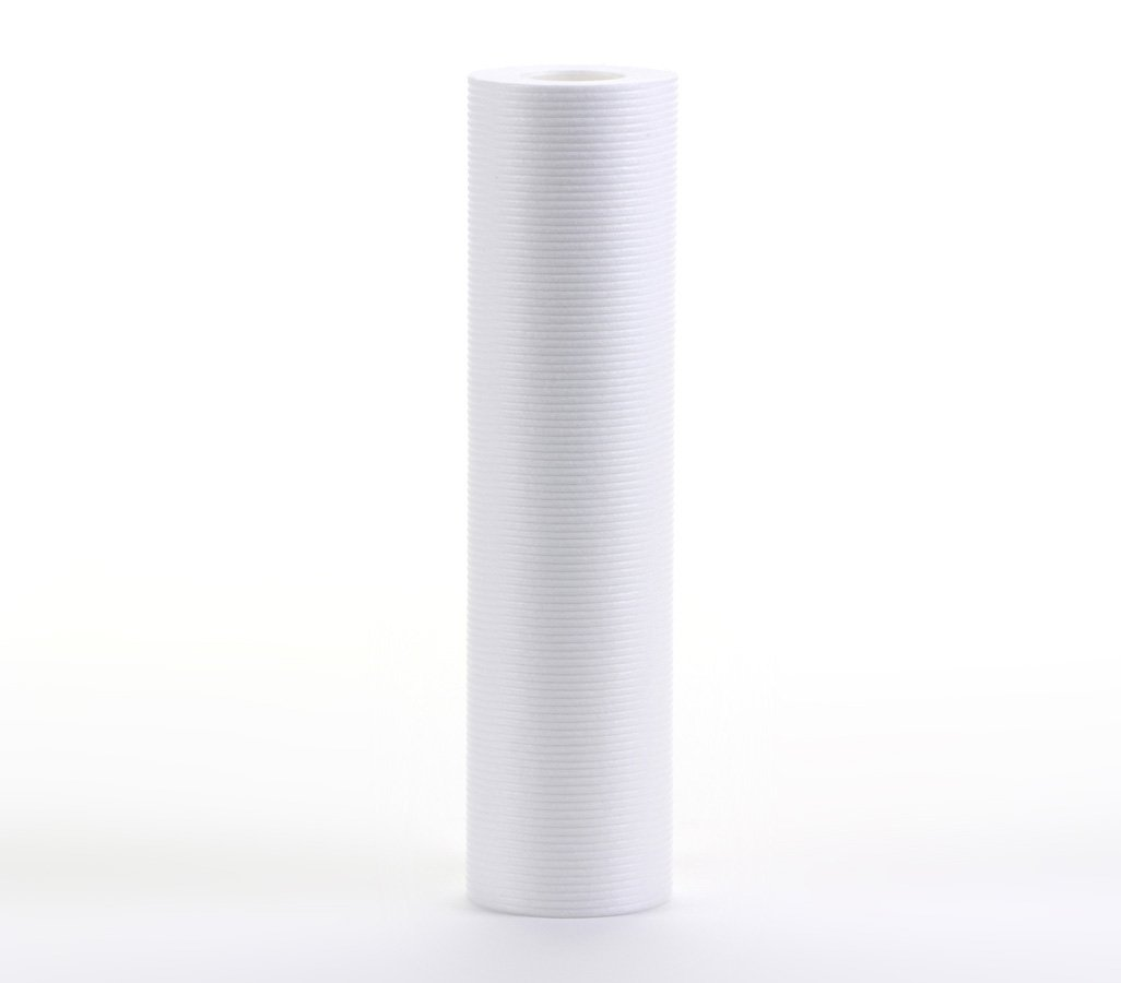 5 micron Hydronix SBC-25-1005 Sediment Bonded Depth Water Filter Cartridge for Whole House RO or Drinking Water Systems 2.5 x 10 2.5 x 10