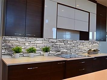 Dalinda Küchenrückwand Küchenboard Küchenrückseite Mit Design