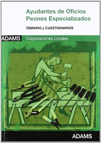Amazon.com: Ayudantes de Oficios, Peones Especializados ...
