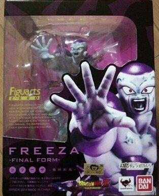 ドラゴンボール 魂ウェブフィギュアーツZERO フリーザ 最終形態