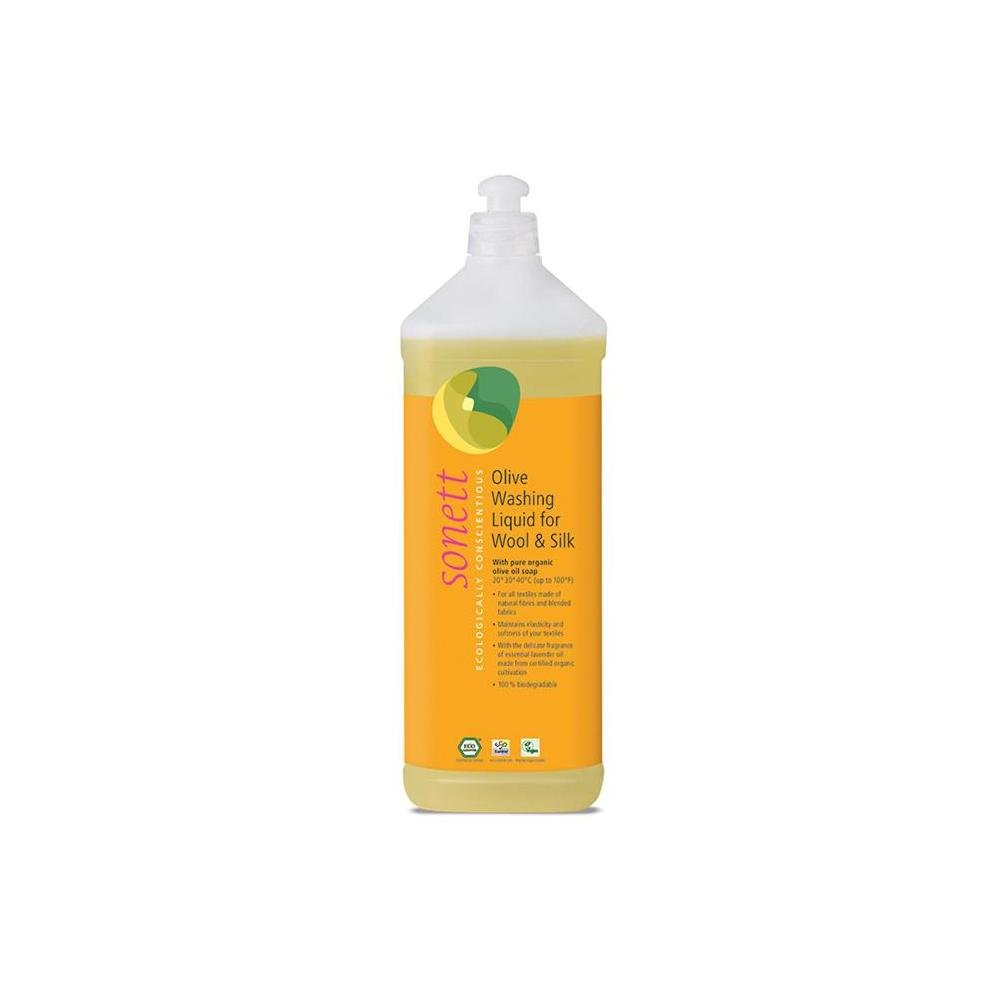Sonett oliva lavado líquido para lana y seda, 10ltr: Amazon ...