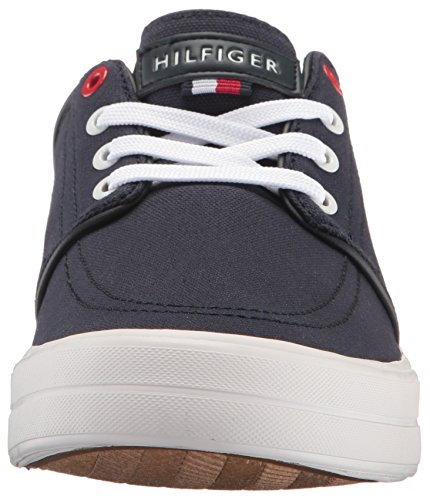 Chaussure De Redd Tommy Hilfiger Mens, Marine, 9 Medium Us