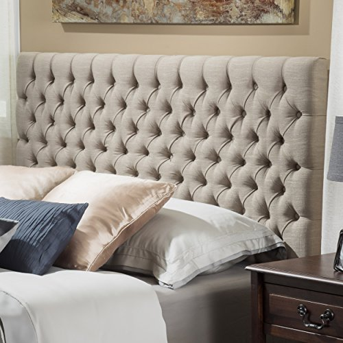 Christopher Knight Home Jezebel KING/CAL KING HEADBOARD by (King California Headboard Fabric)