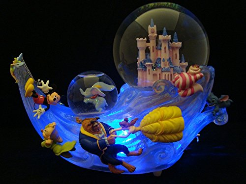 Collectible Snowglobe - Home Comforts LAMINATED POSTER Disney Collectible Action Figures Snowglobes Poster 24x16 Adhesive Decal