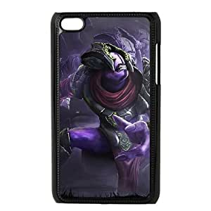 iPod Touch 4 Case Black Defense Of The Ancients Dota 2 FACELESS VOID Svenb