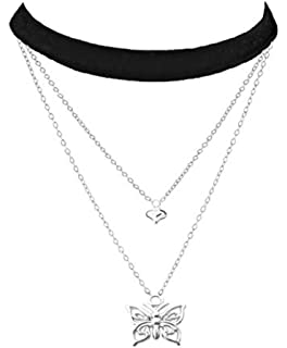 Loluso-Designs Silver Horizontal Sideways Cross Yellow Gold or Silver Plated Necklace Chain