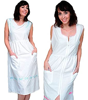 Women's House Dress/lounger Combo Pack, Set of 2 Gowns at Amazon ...