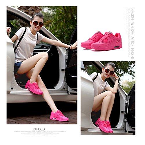 Mecedora Ocio showpowder Transpirable Deportivo Zapatos Aumento Swing Mujeres Zapatos XIAOLONGY Fitness Salud Amortiguador Amortiguador Zapatos Ligero pxIyZdq8