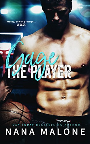 Gage (The Player Book 6)