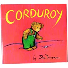 """Constructive Playthings VK-10 Children's Classic Library - Corduroy 28 PG. Hardcover Book, Grade: Kindergarten to 3, Age: 9.25"""" Height, .16"""" Wide, 8.25"""" Length"""