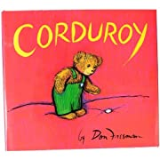 Constructive Playthings VK-10 Children's Classic Library - Corduroy 28 PG. Hardcover Book, Grade: Kindergarten to 3, Age: 9.25  Height, .16  Wide, 8.25  Length