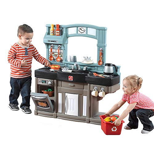 Step 2 Partytime Kitchen: Step2 Best Chef's Toy Kitchen Playset