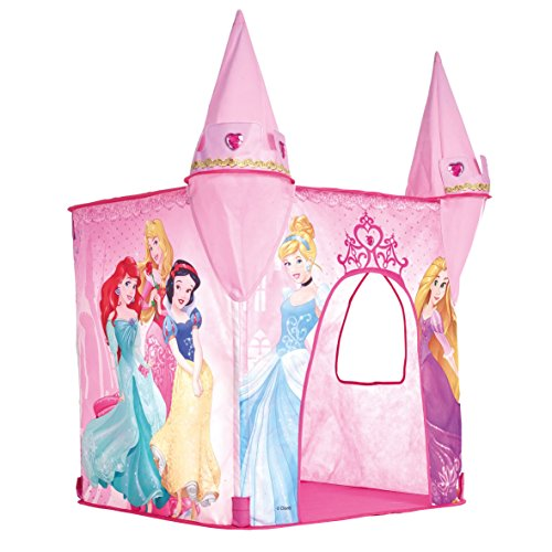 KidActive 167DSY Disney Princess Role Play Tent