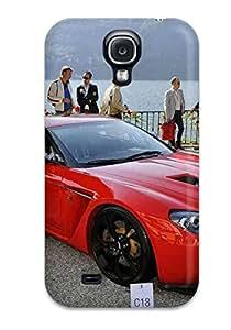 TvqFybi10284nwlih Case Cover Aston Martin Zagato 35 Galaxy S4 Protective Case