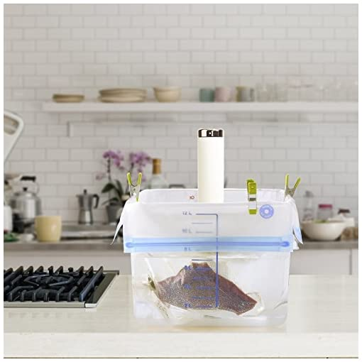 Sous Vide Bags Kit for Anova Cookers