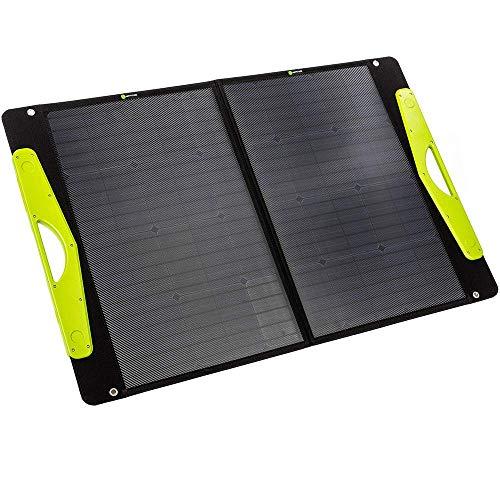 WATTSTUNDE SolarBuddy Solarkoffer - Hardcover Solartasche WSSB - faltbares Solarmodul direkt mit USB Anschluss am Modul