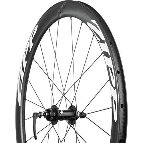 Zipp 302 Carbon Clincher Disc Road Wheel White, Rear, Centerlock, SRAM/Shimano ()