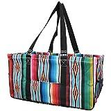 Zarape Print NGIL Utility Tote Shopping Bag