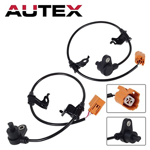 - AUTEX 2PCS ABS Wheel Speed Sensor Rear Left & Right ALS800 ALS802 57475-S0K-A53 57470-S0K-A53 compatible with Honda Accord 1998 1999-2002 2.3L 3.0L/Acura CL 2001-2003 3.2L/Acura TL 1999-2003 3.2L