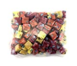 Torie & Howard Organic Assorted Chewie Fruities, Bulk (Pack of 2 Pounds)