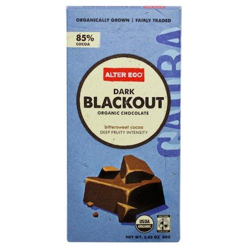 Very Dark Chocolate Bar - 5
