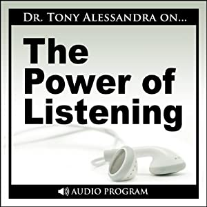 The Power of Listening Workshop Speech