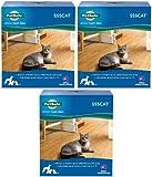 NEW! PetSafe SssCat Spray Deterrent System 3ct