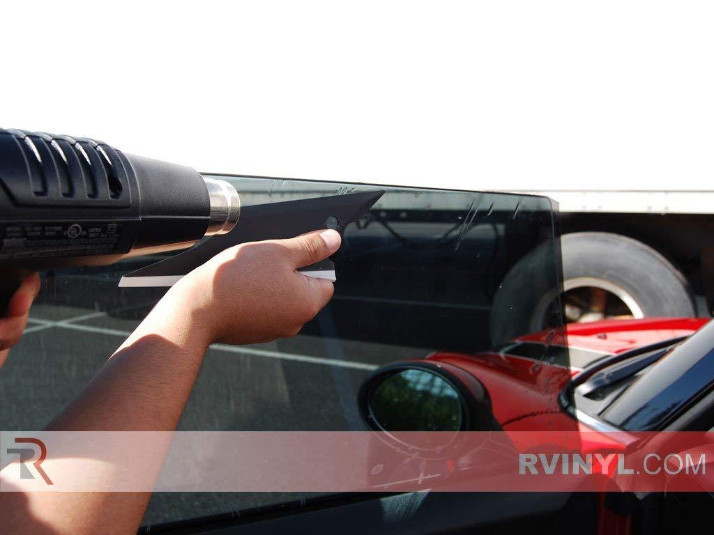 4 Door - Complete Kit 20/% Rtint Window Tint Kit for Dodge Ram 1500 2500 3500 2009-2018