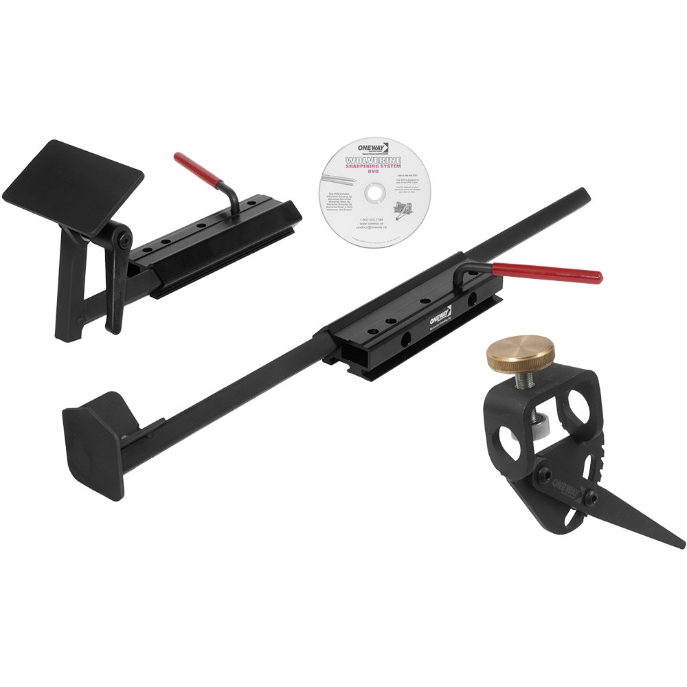 Wolverine Grinding System with VARI-GRIND jig by Oneway