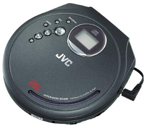 JVC XL-PG37 Personal CD Player