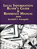 Legal Information Buyer's Guide and Reference Manual 2005, Rhode Island LawPress, 0976786400
